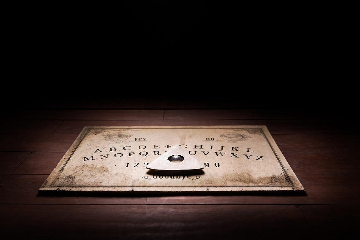 Cuidado con la ouija