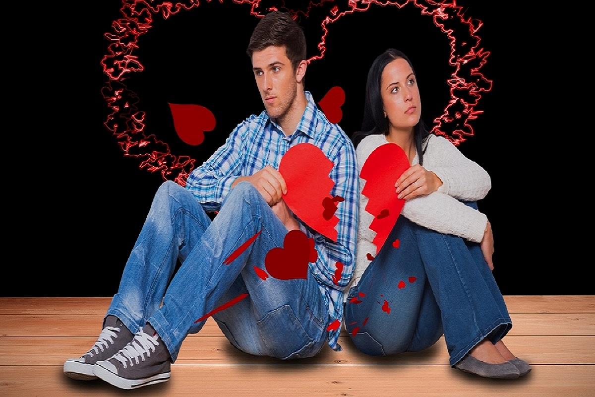 Separar una pareja rápido