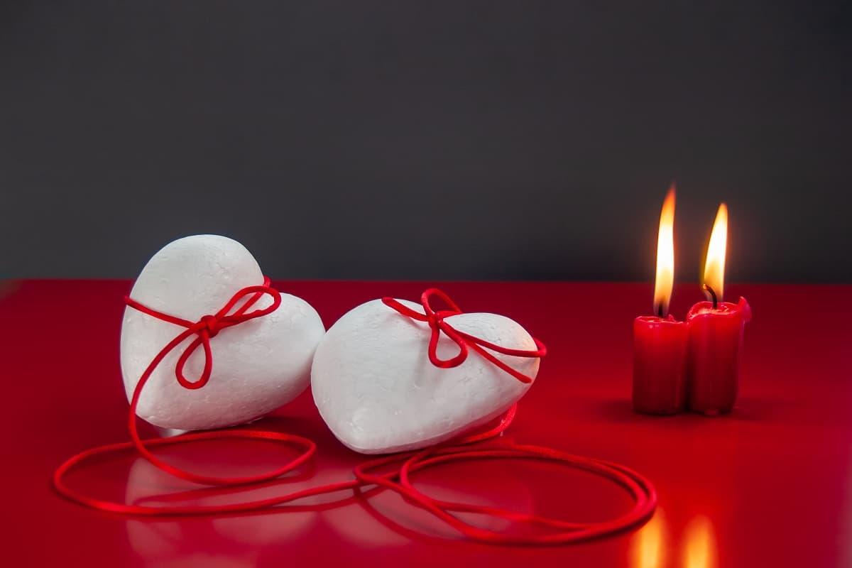 Encantamiento con sangre de menstruación